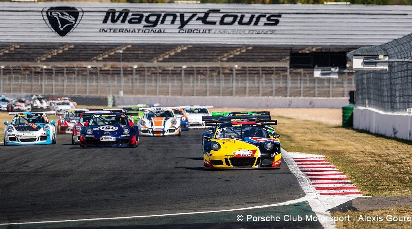 Club Porsche motorsport France