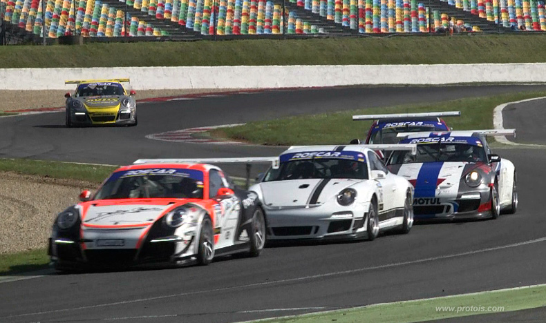 ROSCAR GT Challenge